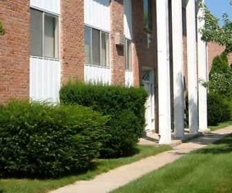 Building, Park Place Apartments, 0