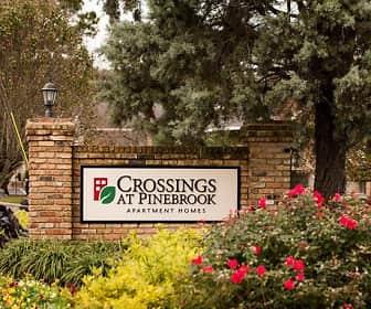 Community Signage, Crossings at Pinebrook, 0