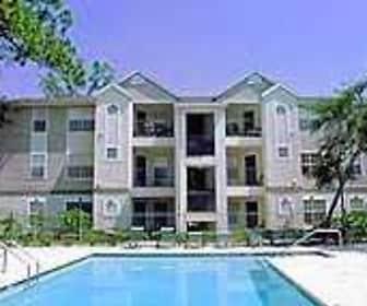 Pool, Golden Oaks Apartments, 0