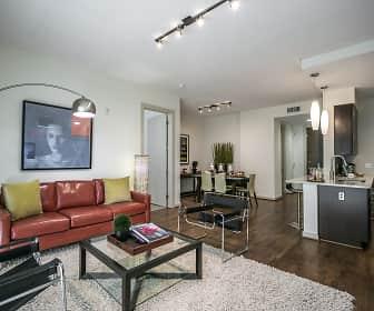 Living Room, Venue Museum District, 0