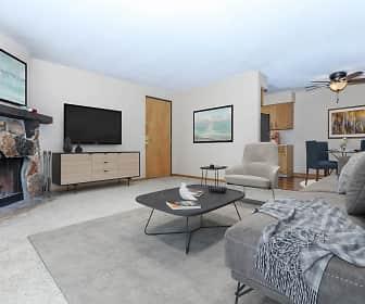 Living Room, Oakwood Trail, 0