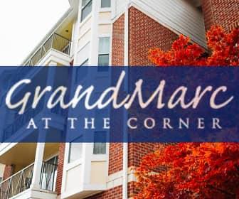 Community Signage, Grandmarc at the Corner, 0