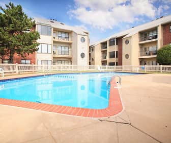 Pool, Eagle Crest Apartments, 0