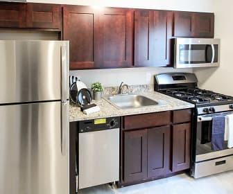 Kitchen, The Larchmont Estates, 0