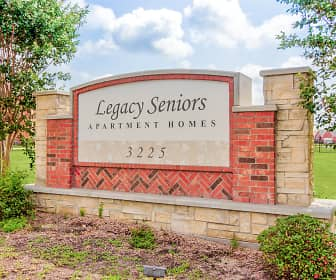 Community Signage, Legacy Senior Housing, 0