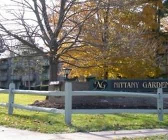 Community Signage, Nittany Gardens Apartments, 0