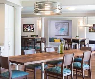 Dining Room, Avalon Station 250, 0