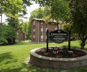 Community Signage, Toftrees Apartments, 0
