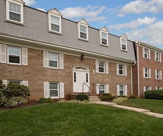 Building, Whetstone Apartments, 0