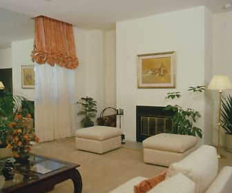 Living Room, Monument Place Apartments, 0