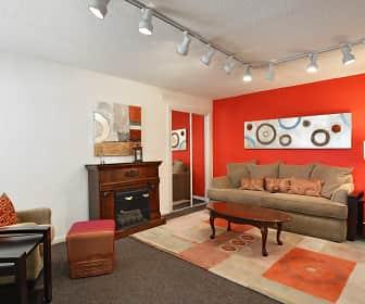Living Room, Cedar Glen Apartments, 0