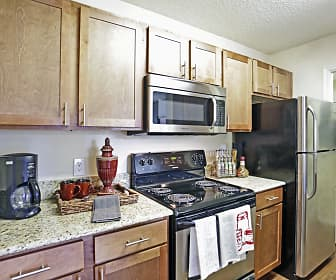 Kitchen, Old Shepard Place, 0