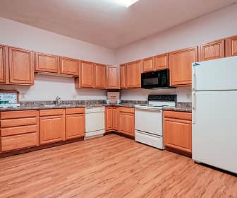 Kitchen, Peerless, 0