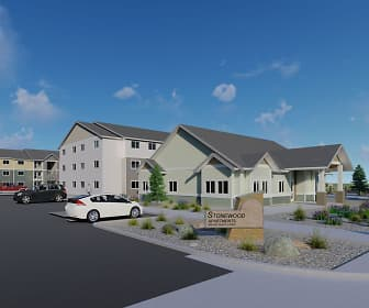 Community Signage, Stonewood Apartments Affordable Housing for Farmworkers, 0