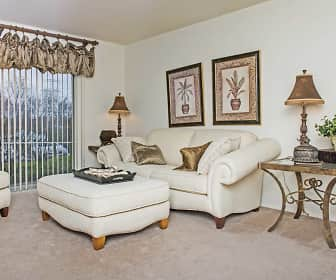 Living Room, Huntington Square, 0