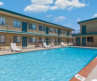 Pool, Palm Shadows Apartments, 0