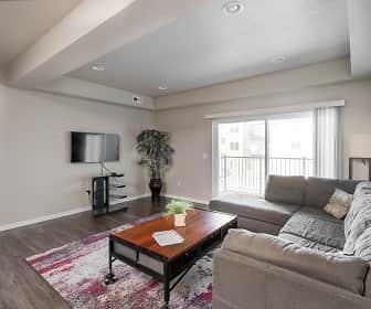 Living Room, Willow Falls, 0