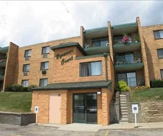 Building, Byre Mor Court Apartments, 0