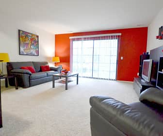 Living Room, The Springs, 0
