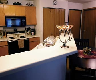 Kitchen, Park Place Estates, 0