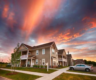 Building, Pinebrooke Apartments, 0