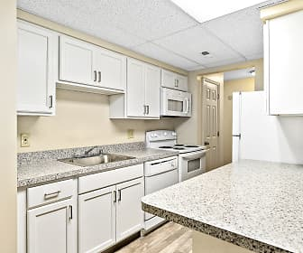 Kitchen, Parkwood Apartments, 0