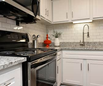 Kitchen, Hudson on the Greenway, 0