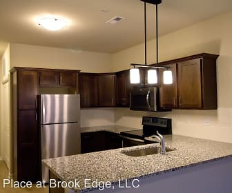 Kitchen, Park Place at Brook Edge, 0