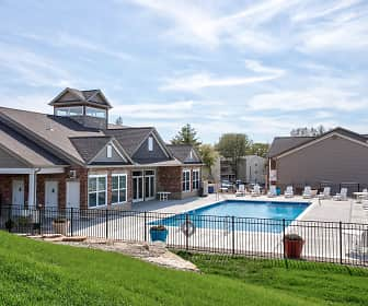 Pool, Columbia Bluffs Luxury Apartments, 0