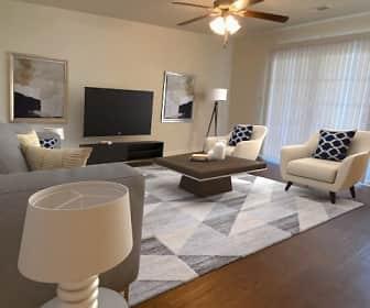 Living Room, Brickyard, 0