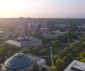 The Hub on Campus - Champaign, 0