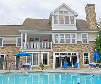 Pool, Graham Hill Apartments, 0
