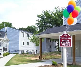 Building, Southwyck Hills Apartments, 0