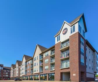 Building, SGC Apartments, 0