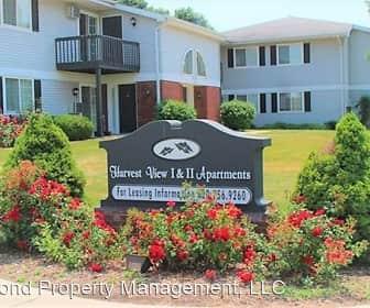 Community Signage, Harvest View Apartments, 0