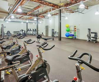 Fitness Weight Room, MILL 800 APARTMENTS, 0