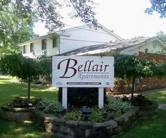 Community Signage, Bellair Apartments, 0