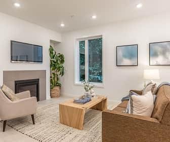 Living Room, NE Garfield, 0