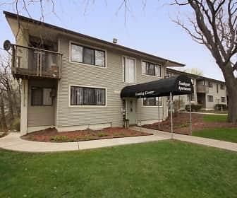 Building, Southgate Apartments, 0