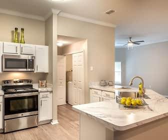Kitchen, Cape House Apartments, 0