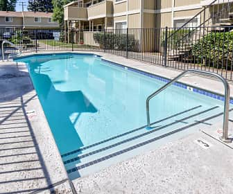 Pool, Cobble Creek, 0