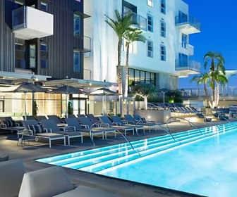 Pool, AVA Hollywood at La Pietra Place, 0