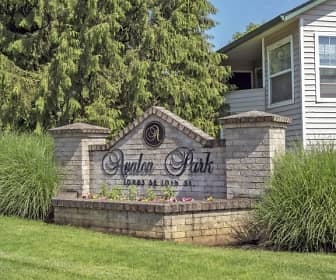 Community Signage, Avalon Park, 0