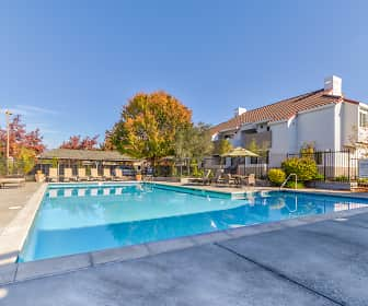Pool, Capri Creek Apartments, 0