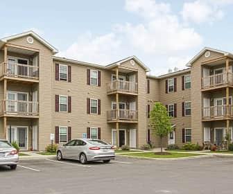 Building, New Hartford Square Senior Apartments, 0