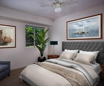 Bedroom, The Ivy Club, 0