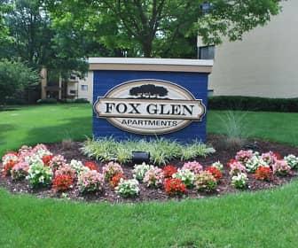 Community Signage, Fox Glen, 0