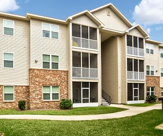 Building, Crosswinds Apartments, 0