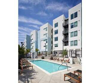 Pool, The Eastway Apartments, 0