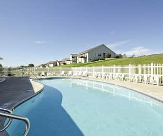 Pool, Park Creek Apartments, 0